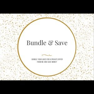 Bundle Likes for a Private Offer!